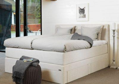 Łóżko kontynentalne Select Plus